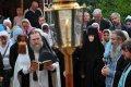33-километровый пеший крестный ход прошел в Пюхтице