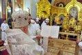 Освящение главного Престола Свято-Екатерининского собора. ФОТОРЕПОРТАЖ